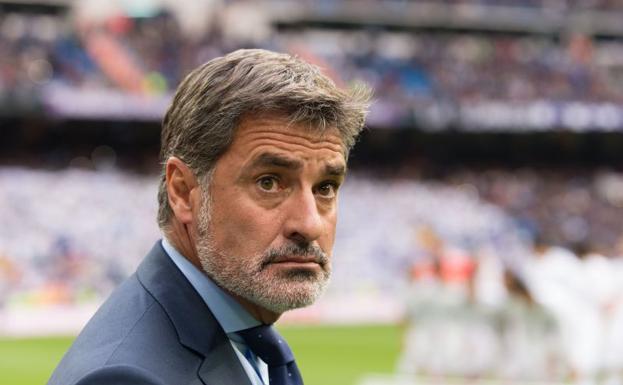 El Málaga destituye a Míchel Michel-kCjG-U50615392097RP-624x385@Diario%20Sur