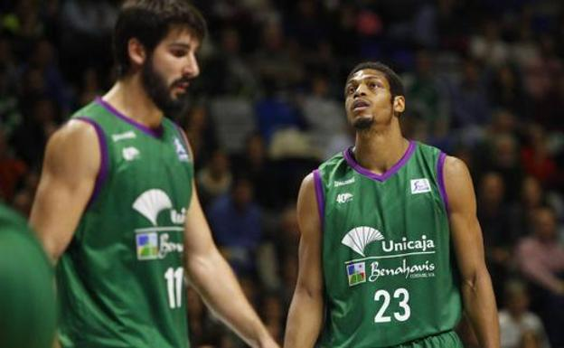 El Unicaja da de alta a Jeff Brooks