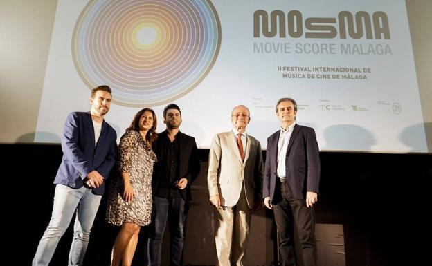 El mosma suena a oscar de hollywood estrenos mundiales y for Sala hollywood malaga