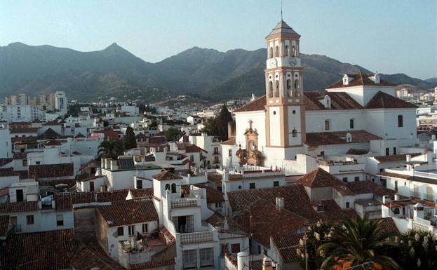 Imagen de archivo de Marbella.