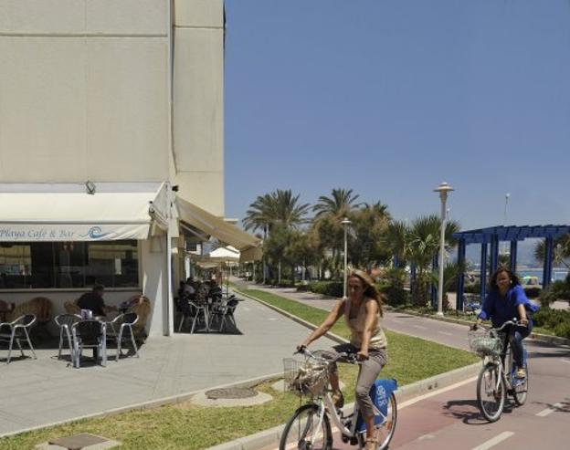 M laga ii parte arquitectura urbanismo transportes for Oficina emt malaga