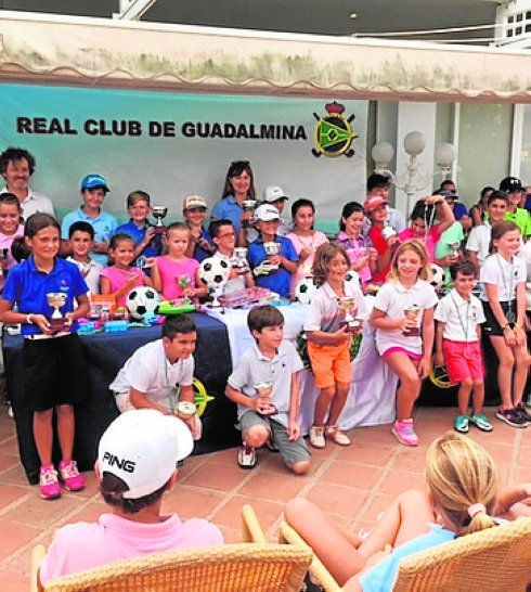 Club de Golf Guadalmina. :: sur