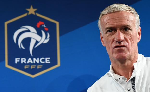 Deschamps renueva hasta 2020