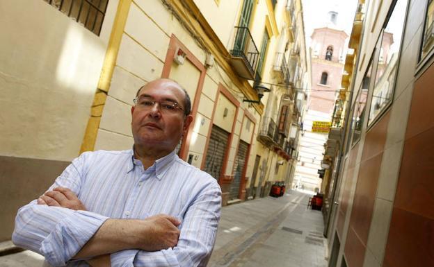 Fallece Antonio Garrido dos meses después de sufrir una hemorragia cerebral