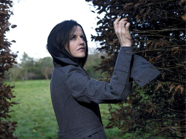 Dolores O'Riordan, cantante de The Cranberries. :: sur/