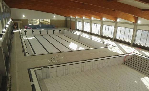 la apertura de la primera piscina cubierta de rinc n de la