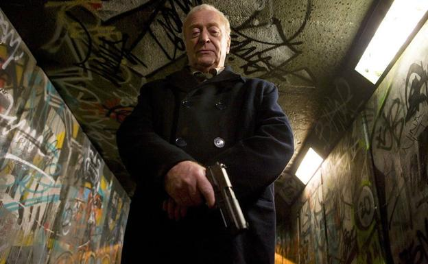 Michael Caine en la película 'Harry Brown'. /