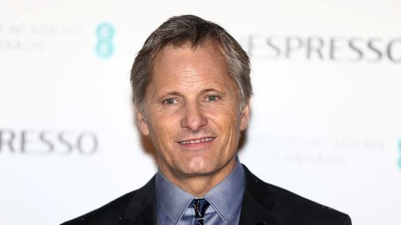 El actor Viggo Mortensen.