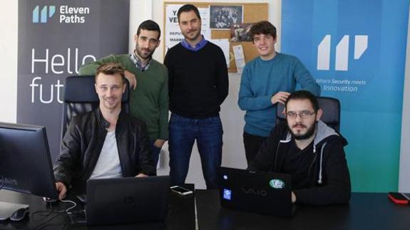 Eleven Paths, el laboratorio de ciberseguridad de Telefónica, tiene sede en Málaga