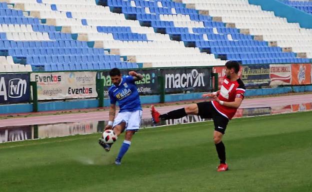 Crónica del Melilla 2-1 Malagueño. Segunda División B, Grupo IV ...