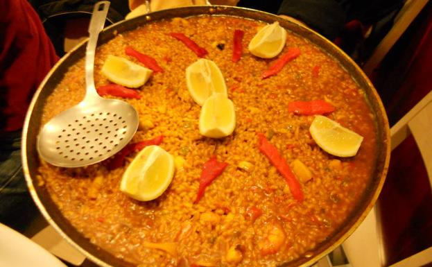 Arroz ciego en Noray II.