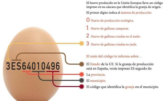 Gráfico del Instituto de Estudios del Huevo.