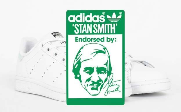 abeja Se asemeja exceso  Stan Smith, el hombre detrás de las icónicas zapatillas de Adidas | Diario  Sur