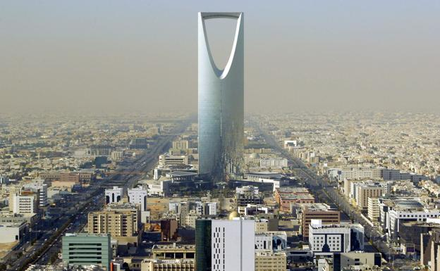 Vista general de Riad, la capital saudí./Peter Macdiarmid (Reuters)