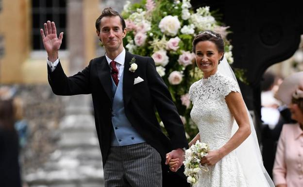 Pippa Middleton, embarazada