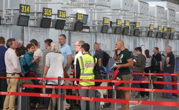 Oferta De Empleo Para Cubrir 50 Puestos De Trabajo En El Aeropuerto