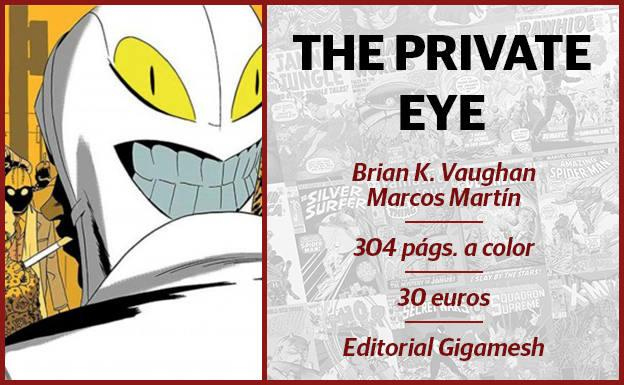 The Private Eye.