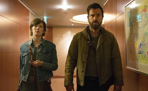 La serie de ciencia ficción 'The Leftovers'.