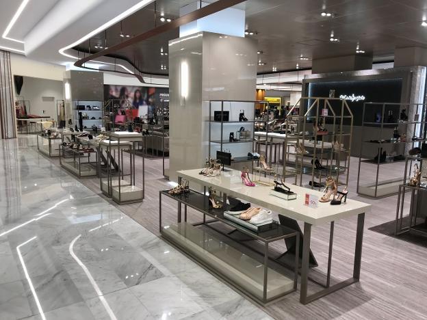 Zapatos 2018 llegando nuevas imágenes de Marbella | El Corte Inglés incorpora más de 60 marcas de lujo en ...