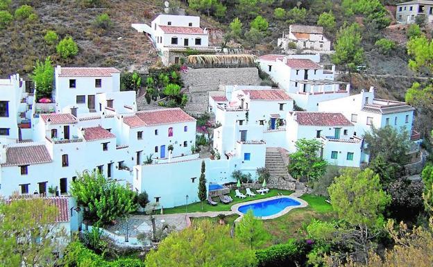 La casas fueron rehabilitadas a principios de la pasada década. /EC