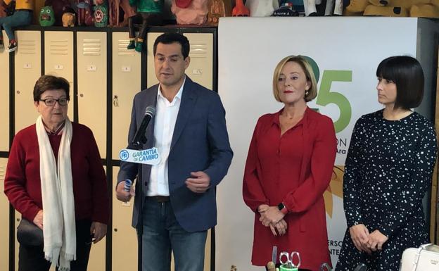 Visita a la asociación Los Girasoles de Ara/FRANCIS SILVA