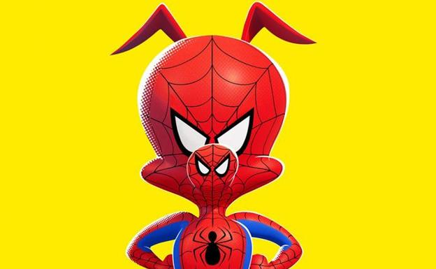Personaje final de Spider-Ham.