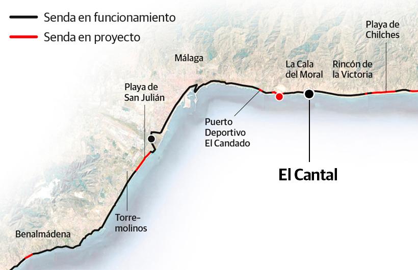 El Cantal en Rincón de la Victoria/Migue Fernández