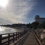 La Senda Litoral de Málaga permite ya recorrer a pie el 80 por ciento de la Costa del Sol 4