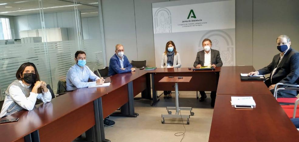 Constituida la mesa técnica bilateral para la elaboración del nuevo PGOU de Marbella entre la Junta y el Ayuntamiento 2