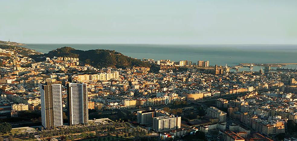 Arranca en Málaga la construcción de dos rascacielos de treinta plantas en la zona de Martiricos 2
