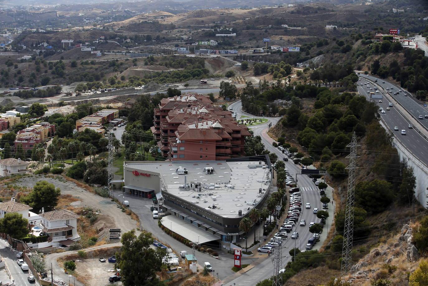 Los terrenos están ubicados en el entorno de El Higuerón. /Ñito Salas