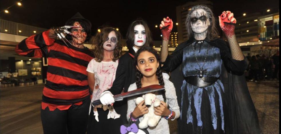 Actividades de Halloween limitadas en los centros comerciales de Málaga 2