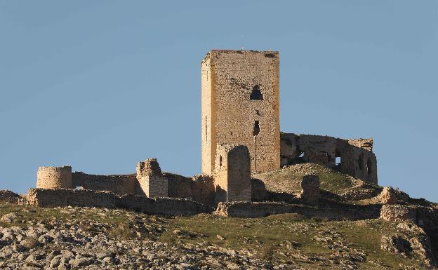 Desaparecen dos niñas en el Castillo de la Estrella en Teba