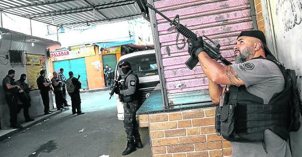 La Fiscalía de Río de Janeiro investiga a la Policía por la masacre en una favela | Diario Sur