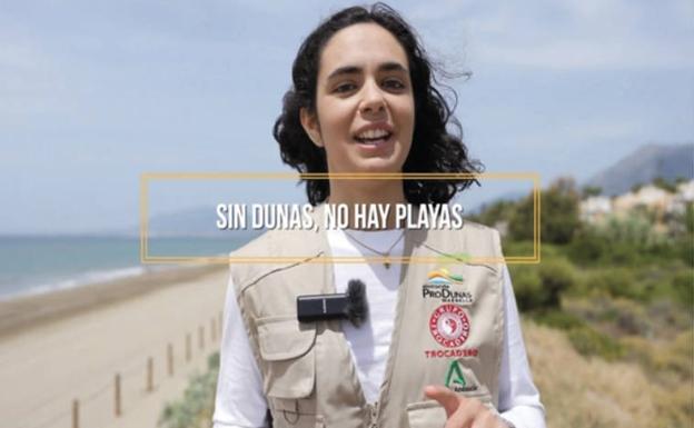 La Asociación Produnas De Marbella Lanza El Vídeo Divulgativo Sin Dunas No Hay Playas Diario Sur