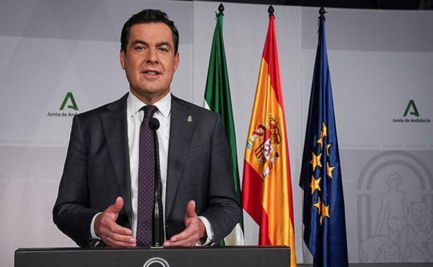 Andalucía y Valencia formarán un frente común para presionar a Sánchez por una financiación justa