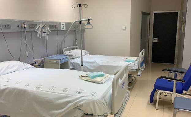 Andalucía ha visto subir a 489 el número de ingresos hospitalarios con Covid-19