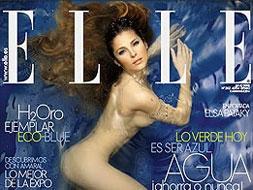 Elsa Pataky Se Desnuda A Modo De Sirena En Defensa Del Agua Diario Sur