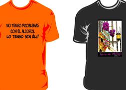 Camisetas Con Mucho Que Decir En La Feria De Málaga Diario Sur