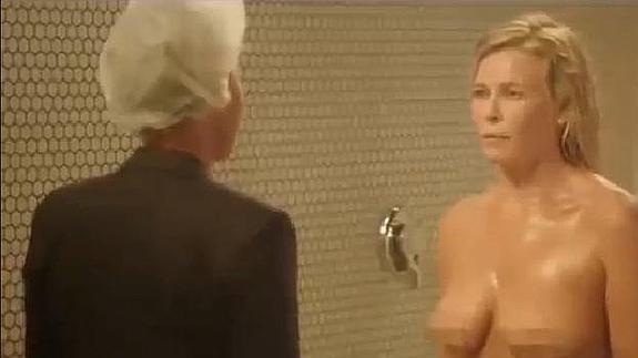 Una Presentadora Se Desnuda Para Despedir Su Programa Tras Siete