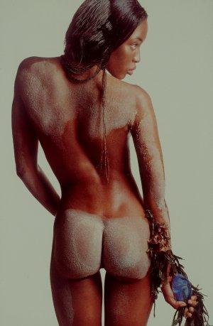 Naomi Campbell No Me Importaría Volver A Posar Desnuda Diario Sur