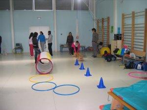 Educacion Fisica Entre Iguales Diario Sur